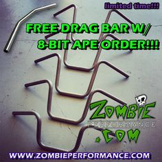 Zombie Performance Sale - Get it now before it's gone!
