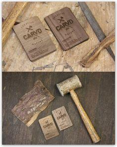 Walnut-Veener-Cards