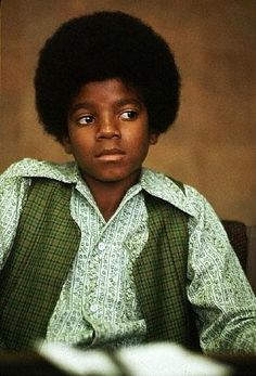 Michael Jackson: The kid that never was allowed to be one.