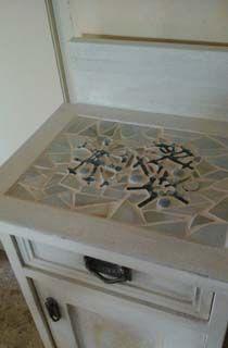 www.mozaikos.hu » Mozaikos szekrényRotonda kézművesség