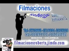 Aviso Filmaciones Fotografia Roberts  Transfer Copias a DVD Videos Antig...