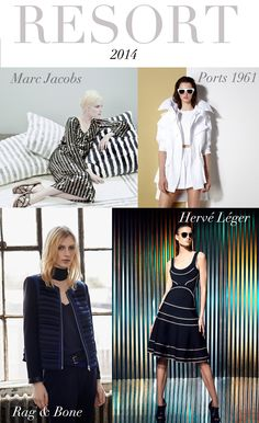 Trend Council - Boutique Forecast - Resort 2014