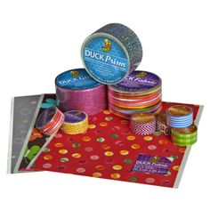 Free Flamingo Duck Tape going live shortly! Duck Tape® rolls are being given away very soon for free! Just click 'I Want In' to grab one. Crafts To Make, Fun Crafts, Crafts For Kids, Arts And Crafts, Craft Projects, Projects To Try, Duck Tape Crafts, Duct Tape, Summer Fun