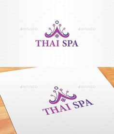 Thai Spa - Logo Design Template Vector #logotype Download it here: http://graphicriver.net/item/thai-spa-logo-template/10194998?s_rank=1329?ref=nexion