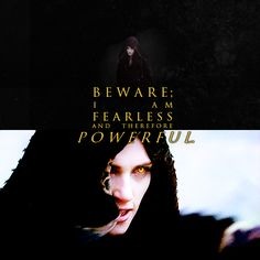 Morgana + Mary Shelley Quote