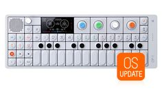 OP-1 coolest synth ever.