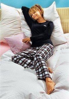 Универсальная выкройка пижамных штанов