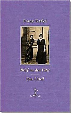 """Download Buch Frei """"Brief An Den Vater. Das Urteil"""" PDF, EPUB, MOBI, AZW, ODF"""
