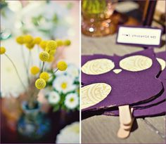REAL PARTIES: Anthropologie Owl Baby Shower {Part 1}
