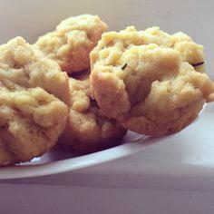 || rosemary maple gluten free corn muffins || @LBDujour