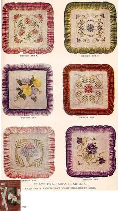 Brainerd & Armstrong CXL 1909   Embroiderist   Flickr