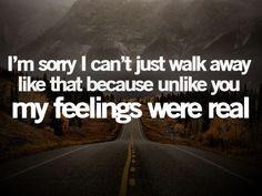 Feelings hurt.....sometimes