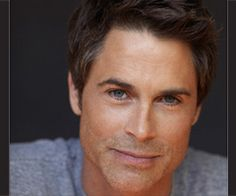 Rob Lowe - then & now, Rob always looks great!