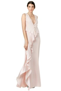 Unveiled Gown By Thakoon