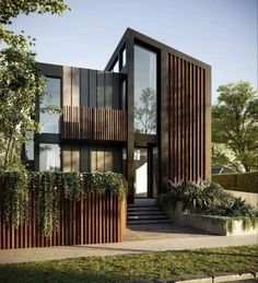 most beautiful modern house architecture design ideas 3 > Fieltro.Net - - most beautiful modern house architecture design ideas 3 > Fieltro. Architecture Design, Modern Architecture House, Facade Design, Exterior Design, Architecture Diagrams, Architecture Interiors, Architecture Portfolio, Architecture Drawings, Townhouse Designs