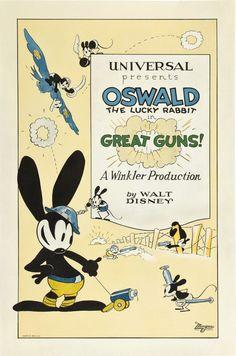 """""""Great Guns"""" (1927)"""