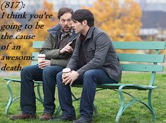 Grimm - Monroe and Nick