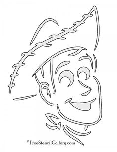 Arts And Crafts Light Fixture Printable Pumpkin Stencils, Disney Pumpkin Carving, Halloween Pumpkin Carving Stencils, Pumpkin Template, Pumpkin Carving Templates, Pumpkin Carvings, Disney Stencils, Free Stencils, Dibujos Toy Story