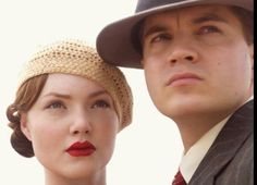 Lifetime Movie Stars Photos - Emile Hirsch Holliday Grainger- Bonnie and Clyde Bonnie And Clyde Movie, Bonnie Parker, Bonnie Clyde, Movie Blog, Movie Tv, Holliday Grainger, Drama Tv Series, Anniversary Pictures, Star Wars