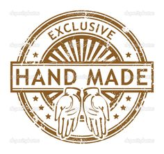 Hand Made for You Stamps | Hand Made stamp | Stock Vector © _fla #11666261