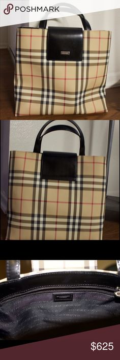 Like NEW Burberry Nova Bag LIKE NEW! Burberry purse bought in Beverly Hills Burberry store Brand New at retail price $1800. Asking for $500. Like new condition. Barely used. Burberry Bags Totes