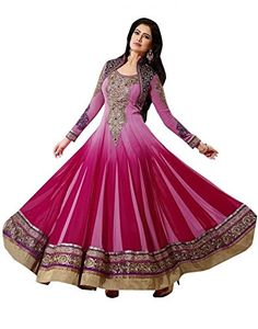 Jay Saree Exclusive Shaded Pink Un_ stitched Anarkali Suit with FREE GIFT JAY SAREES http://www.amazon.com/dp/B00LBS3QW4/ref=cm_sw_r_pi_dp_FeU1vb04J4GFV
