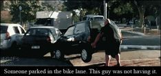 Funny gifs ! animated GIFs, And he rode off, to fight other cycling-related...