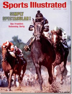 Spectacular Bid, Horses and Horse Racing,