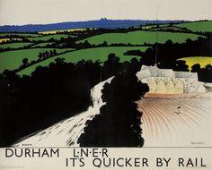 Derby, Barnard Castle, Railway Posters, Wolverhampton, Southport, Cumbria, Durham, Google Images, Signage