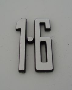 1.6 cubic inch car badge Car Badges, Vintage Cars, Plates, Licence Plates, Dishes, Plate, Dish, Antique Cars, Retro Cars