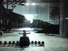 Europeras 1 & 2 (John Cage), set design and light by Klaus Grünberg, Ruhrtriennale 2012
