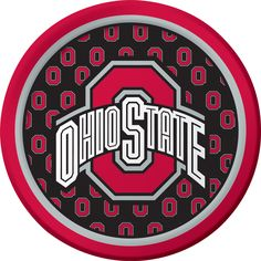 Ohio State Univ 7 Inch Lunch Plates/Case of 96 Tags: Ohio State University; Lunch Plates; Collegiate; Ohio State University Lunch Plates;Ohio State University party tableware; https://www.ktsupply.com/products/32786324515/Ohio-State-Univ-7-Inch-Lunch-PlatesCase-of-96.html