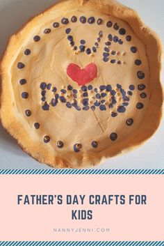 Come and take a look at our Father's Day gifts the children made for their daddy!