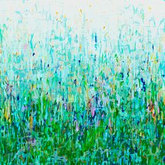 """""""'Wendy's Garden'"""" by George Hall. Paintings for Sale. Art Day, Australian Artists, Paintings For Sale, Floral Art, Painting, Art, Modern Artists, Online Art Gallery, Abstract Painters"""
