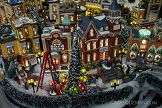 Dept. 56 Christmas In The City