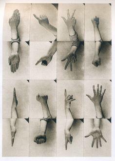 """atavus: """"from 'Bauhaus: Art as Life', Barbican Art Gallery / Walter König, 2012 """" Bauhaus Art, Hand Art, Grafik Design, Oeuvre D'art, Collage Art, Art Inspo, Art Reference, Contemporary Art, Art Photography"""