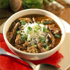Duck and Oyster Gumbo - Soothing Seafood Soups and Stews - Coastal Living