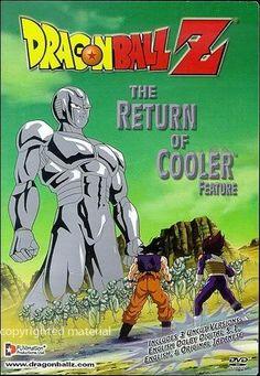 Dragon Ball Z The return og Cooler (1992)