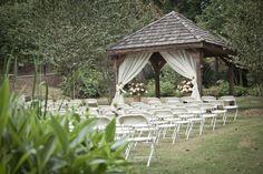 Rustic Outdoor Country Weddings Idea | Rustic Georgia Outdoor Wedding: Kristin +Peter