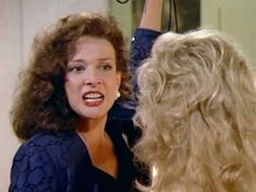 Julia Sugarbaker could smack a bitch down like no one else on TV. I miss Designing Women.