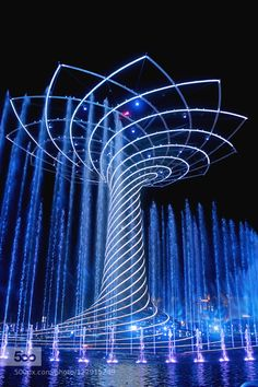 EXPO MILANO-ITALIA (MILAN - ITALY) Expo milano ( 2015 ) - Italia - albero della vita Expo milan ( 2015 - Italy - Tree of life