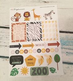 Perfect to fit your Erin Condren Planner!  Specifications:  - 1 sheet (5 x 7) with assorted stickers. - matte sticker paper - assorted sizes - permanent stickers  Please email me with any questions or custom orders!  Thank you for visiting my shop!