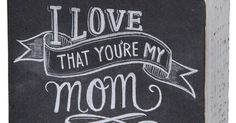 Gifts for mother - sweet picture