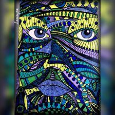 Face, graph'it, marker, doodle