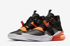 "Nike Air Force 270 ""Safari"" (Detailed Pics) - EUKicks.com Sneaker Magazine"