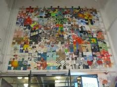 puzzle art projects - Yahoo Image Search Results