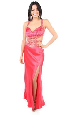 Who in their right minds would allow their teenage daughter to wear this to prom?!?!?