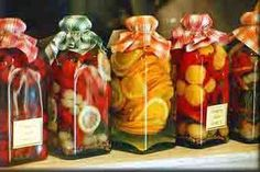 self-made Christmas gifts (gifts, Christmas) (Diy gifts Christmas) Homemade Gifts, Diy Gifts, Swiss Recipes, Crazy Kitchen, Self Design, Diy Presents, Kitchen Gifts, Bountiful Garden, Canning Recipes