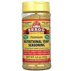 nutritional yeast - Bing images