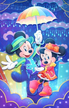 mickey mouse and minnie mouse Mickey And Minnie Love, Mickey Mouse Art, Mickey Mouse Wallpaper, Mickey Mouse And Friends, Disney Wallpaper, Retro Disney, Cute Disney, Walt Disney, Disney Art